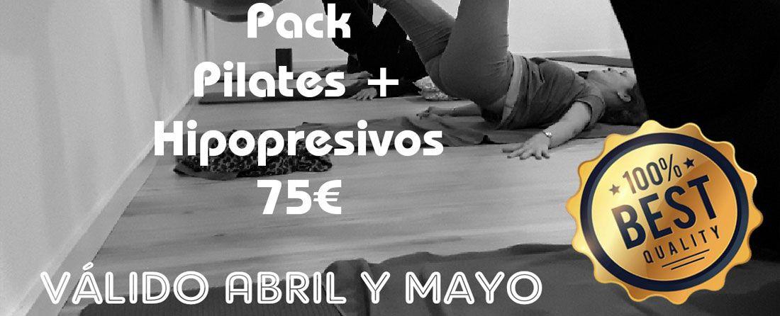oferta Pilates hipopresivos en Murcia Abril Mayo